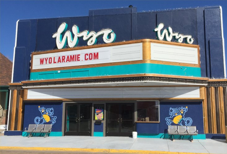 [Picture of Wyo Theatre]